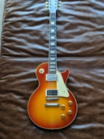 "2017 Gibson Custom Shop 1958 Les Paul ""First Standard"" Sunburst VOS"