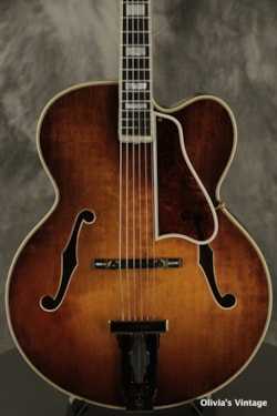1969 Gibson L-5C