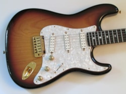 ~1996 Roman Custom shop Pearlcaster
