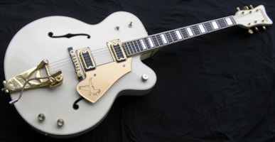 1975 Gretsch White Falcon 7594