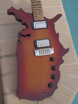 1982 Epiphone by Gibson 1-of-a-kind