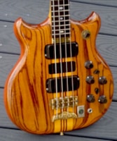 1980 Alembic Series II SSB Short Scale Bass