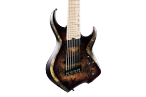 10S Spring BH Djent 8 String Multi Scale Guitar
