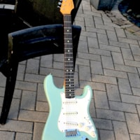 "1988 Fender Stratocaster ""Yngwie Malmsteen"" Signature model"
