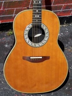 1990 Ovation 1712 Custom Balladeer