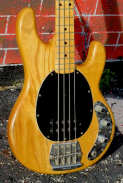1979 Music Man Stingray Bass