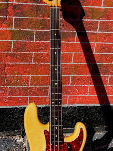 1965 Fender Precision Bass  Olympic White