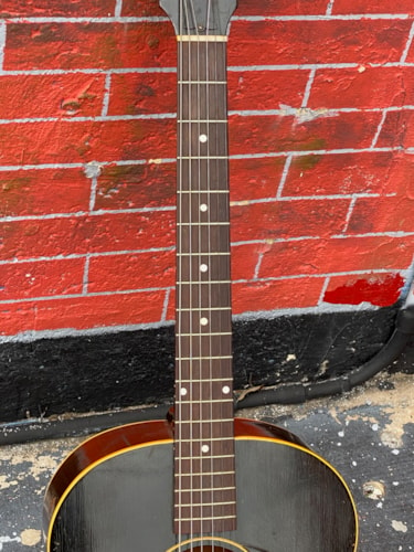 1951 Gibson LG-1 Sunburst the cleanest example we've ever acquired !