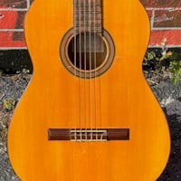 1968 Conde Hermanos Flamenco Guitar