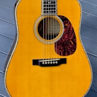 2005 Martin D-45 Mike Longworth