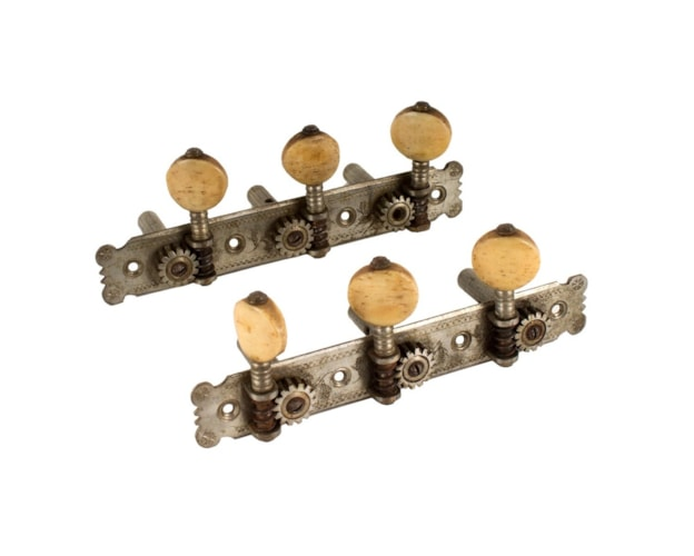 1880 Seidel 3 Per Side Tuners Excellent, $1,250.00