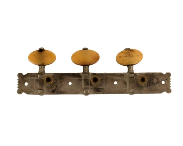 1880 Seidel 3 Per Side Tuners Excellent