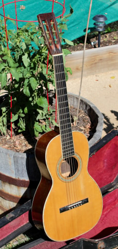 1885 Martin 2-27 Natural, Excellent, Original Hard, $3,750.00