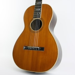 ~1900 H&F Mozart Model Parlor Guitar