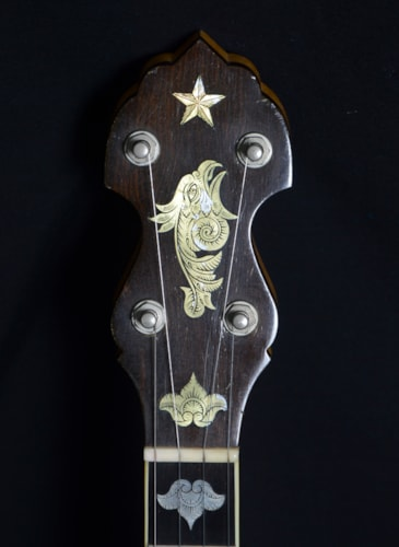 "1915 Fairbanks By Vega Whyte Laydie 5-String Banjo In ""A"""