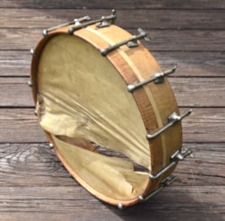 1915 Weymann & Son Banjo Co. snare drum