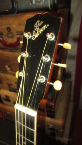 1916 Gibson L-1 Archtop Acoustic w/ Soundhole Natural