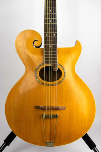 1918 Gibson Style O 'Extremely Rare' (Pre-Owned) (Glen Quan Private Collection)