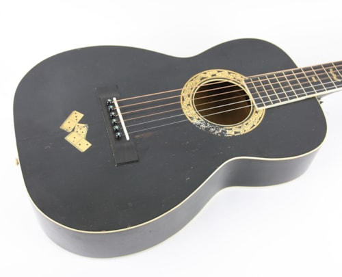~1920 J.R. Stewart Le Domino Black with Domino Decals