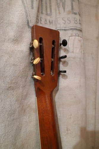 1920 Lyon & Healey American Conservatory Parlor Guitar Natural, Excellent, Original Soft, $1,750.00