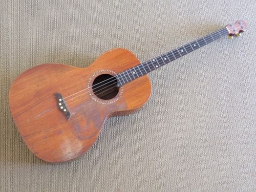 1923  Weissenborn Tenor  natural, Good, Call For Price!