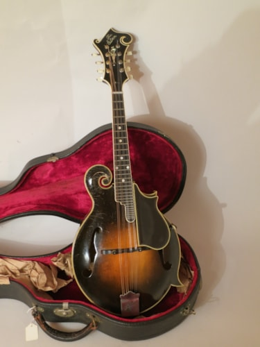 1924 Gibson F-5