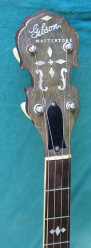 1925 Gibson PB-3 Plectrum Mastertone Excellent, Original Hard, $2,500.00