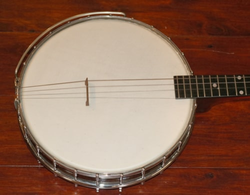 1925 Gibson Tenor Banjo  Very Good, Original Hard