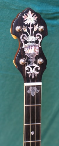 1925 Vega Tubaphone Style M 5-String Excellent, Hard, $2,500.00