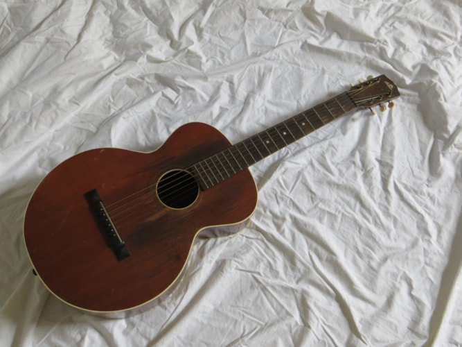 1927 Gibson L-1 Natural, Good, Hard, Call For Price!