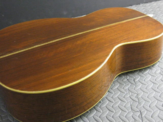 1928 C.F. Martin 00-28 Natural Rosewood, Very Good, Original Hard