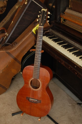 1929 Epiphone Model 0 Natural, Good, Soft