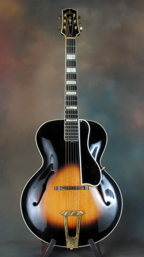 1929 Gibson L5 Sunburst Gt Guitars Archtop Electric