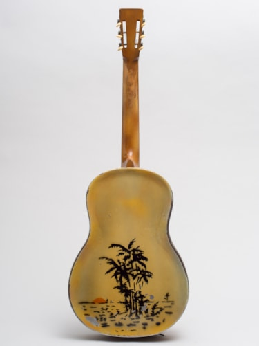 1930 National Triolian Polychrome, Excellent, Hard, $4,199.00