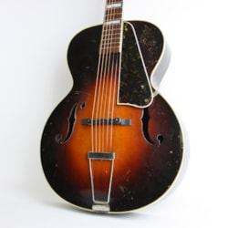 ~1930 Recording King Archtop Guitar