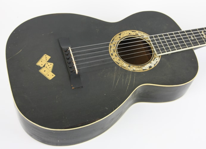 ~1930 Regal Le Domino Black W Graphic