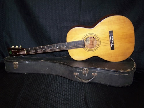 ~1930 Regal Style 1, 12 fret 0, X braced