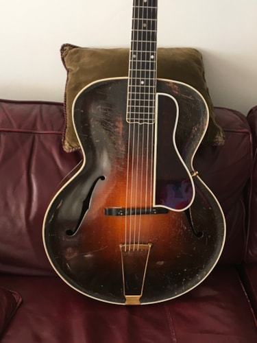 1931 Gibson L-5 Sunburst, Very Good, Original Hard, Call For Price!