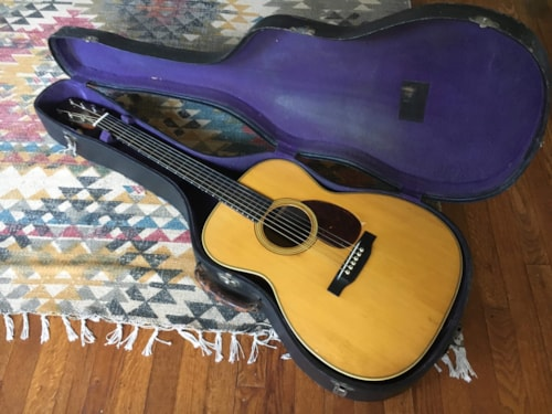 1931 Martin OM-28 (small pickguard) > Guitars Acoustic | Dying Breed Music