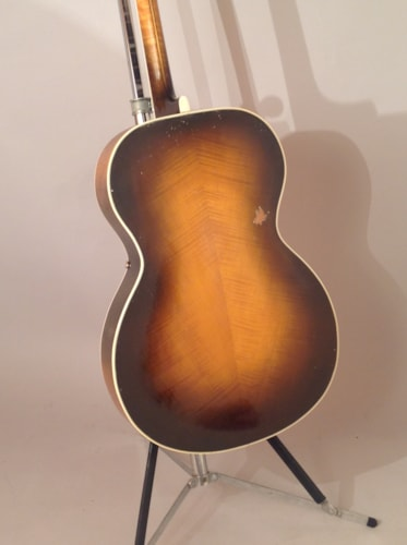 1932 Epiphone Empire Sunburst, Excellent, Original Soft, $3,200.00