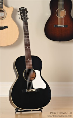 1932 Gibson L-0
