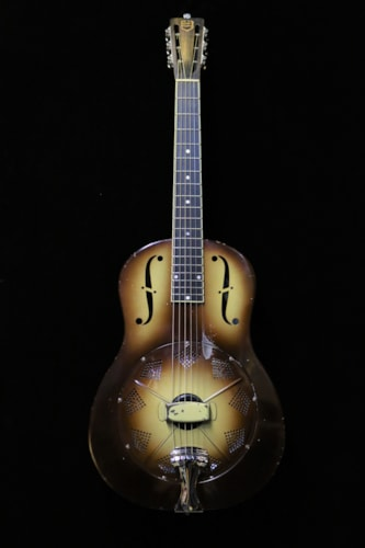 1932 National Triolian Sunburst