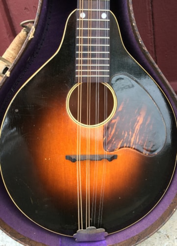 1933 Gibson Kalamazoo KM11 Sunburst, Near Mint, Original Soft, $475.00