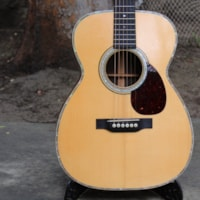 1933 Martin c-2 conversion to 000-40-style