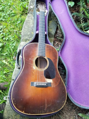 1933 Martin  D-28 12 fret  Shade top (1 of 1)