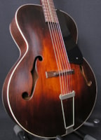1934 Cromwell G4 Archtop