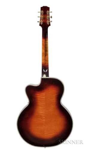 1934 D'Angelico L-5 Fair, Original Hard, Call For Price!