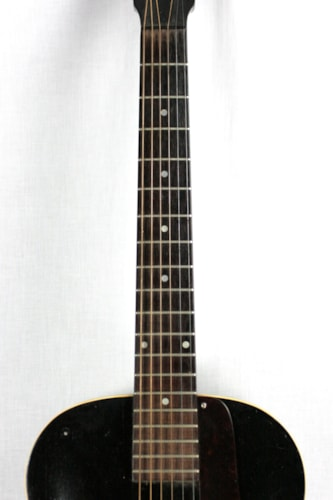 c 1934 Cromwell Gibson KG-21 Vintage Archtop Acoustic Guitar L-30 Kalamazoo 1930's