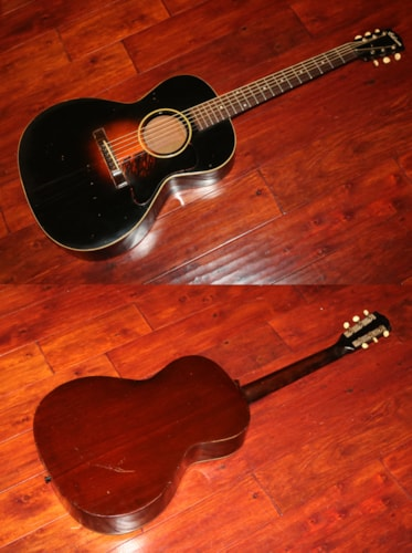 1934 Gibson  L-00  GIA0748, Very Good, Hard