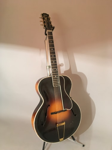 1934 Gibson L-5 Sunburst, Very Good, Original Hard
